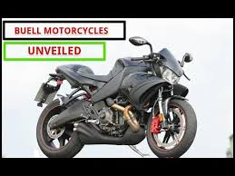 buell motorcycles unveiled youtube