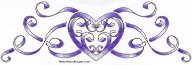 Heart And Ribbon Designs Image Detail For Ribbon Tattoo Design Tattoo Design Heart