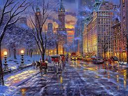 NYC Christmas Wallpapers on WallpaperDog