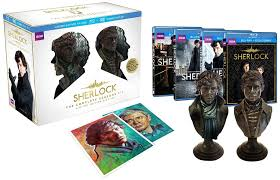 sherlock limited edition gift set 122