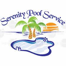 pool service logo. Florida Logo Design Pool Service