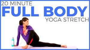 free yoga workout videos