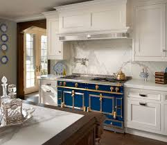 La Cornue Kitchen Designs Fascinating O'Brien Harris Modern French Kitchen With La Cornue Chateau Range