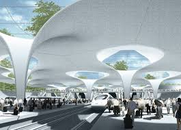 Main Station Stuttgart: A New High Speed Rail Station | Inhabitat - Green  Design, Innovation, Architecture, Green Building