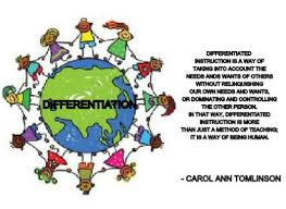 Differentiated Instruction Home