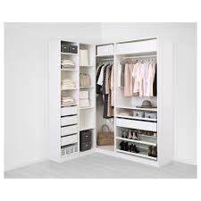 Pax Eckkleiderschrank Weiß Ikea