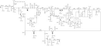 better tone control on a dod grunge distortion pedal infosociety com electronics schematics audio pictures dodfx69b jpg