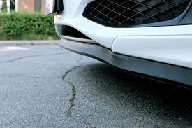 garage door seal lipProtect your bumper from scraping HomeDepot Lip  EZ lip