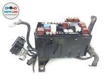 lexus gx other lexus gx470 engine bay electrical relay fuse box junction block oem
