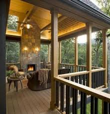 covered deck ideas. Covered Wood Deck Ideas To Apply Home Decor M