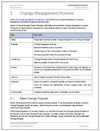 change management plan example co change management plan example