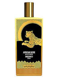 <b>Memo</b> Paris - Escales Extraordinaires <b>African Rose</b> Eau de Parfum ...