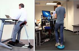 standing desk chair. Simple Chair Ergonomic Standing Desk Chair In A
