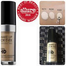 harga makeup forever ultra hd foundation saubhaya
