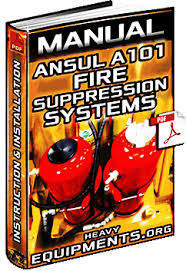 Ansul Nozzle Chart Ansul A101 Fire Suppression Systems For Heavy Equipment