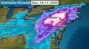 Winter Storm Gail Buried Pennsylvania ...
