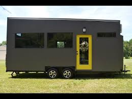 tiny house no loft. Father And Son-In-Law\u0027s 22 Ft. (No Loft) Tiny House On Wheels No Loft