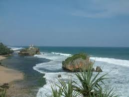 Pantai Baron Jogjakarta