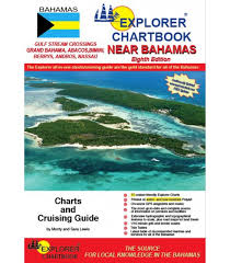 Explorer Chartbook Near Bahamas 8th Edition 2017