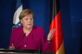 Merkel said angered by Israeli leak ...