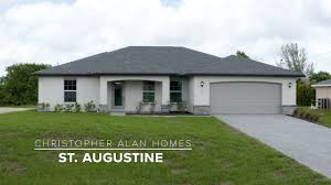 Christopher Alan Homes | St. Augustine - YouTube