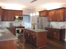 Dark Hardwood Floors Kitchen Kitchens With Dark Wood Floors Perfect Home Design
