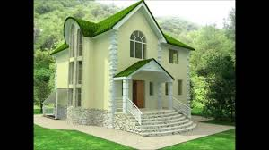 Small Picture House Design Outside View YouTube