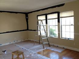What Are The Best Colors To Paint A Living Room Painting The Dining Room And Living Room A Photo Timeline Two For