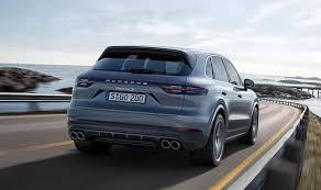 2018 porsche jeep. fine jeep new porsche cayenne 2018 uk price specs release date pictures with porsche jeep