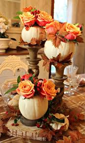 #Thanksgiving table centerpiece - Liked @ www.homescapes-sd... Carlsbad