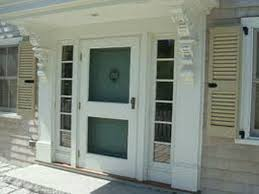 exterior door frame kits. exterior door trim kits with molded fiber glass for the architrave and using clear blue frame