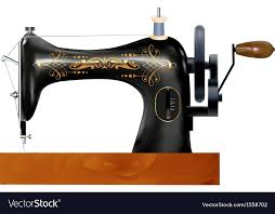 Sewing Machine Old