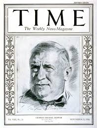 TIME Magazine Cover: Charles M. Schwab - Nov. 22, 1926 - Finance - Business