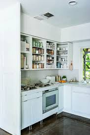 Interior In Kitchen Painting Kitchen Cabinets