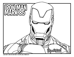Thingiverse is a universe of things. How To Draw Iron Man Mark 85 Easy Drawing Art Ideas