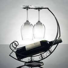 Decorative <b>Red Wine Rack</b> Bottle <b>Holder</b> Bar Home Corsair Shape ...