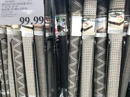 image of costco outdoor rug clearance
