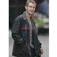 jude law leather jacket