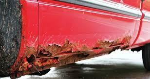 Image result for اکسید شدن رنگ بدنه خودرو