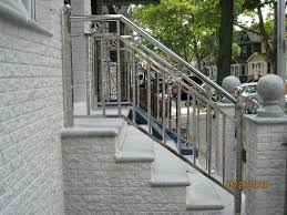 Staircase Railing Ideas outdoor stair railings ideas inspiring home decor 4168 by xevi.us