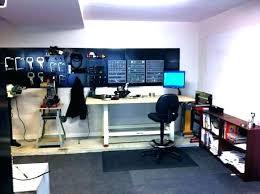 garage work station. Garage Work Station Modern Workshop With Computer Workstation Whiteboard And O