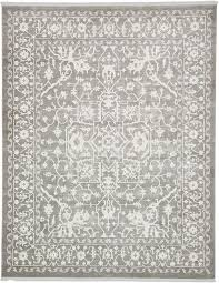 amazing gray and cream area rug cievi home with regard to grey retro aspiration intended for
