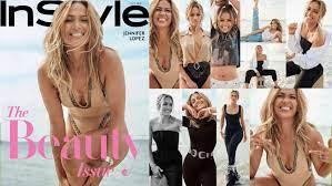 FOTOS | JLo exhibe sus curvas en portada de «Instyle» magazine - 800Noticias