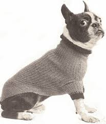 Free Knitted Dog Sweater Patterns Awesome The Best Sweaters And Coats To Knit For Your Dog Free Patterns