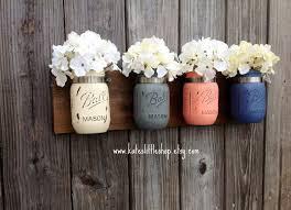 mason jar wall decor inspiration awesome inspiration ideas mason jar wall decor burlap diy how