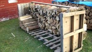 fire pit wood holder new elegant outdoor firewood rack ideas best