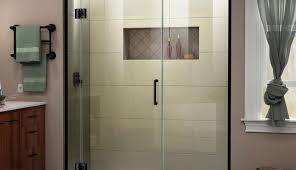 rollers shower doors bottom chro black magnet custom home sweep and replacement canadian seal depot