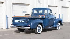 1954 Chevrolet 3100 5 Window Pickup | F145 | Indy 2016