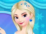 elsa s frozen makeup