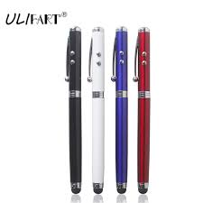<b>500Pcs</b>/Lot <b>DHL Free Shipping</b> 4 in 1 Laser Pointer LED Torch ...